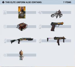 Bandit - Axle 13 Content