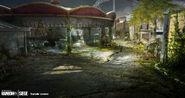 Siege Theme Park Concept 2