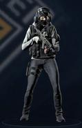 R6S IQ 552 Commando