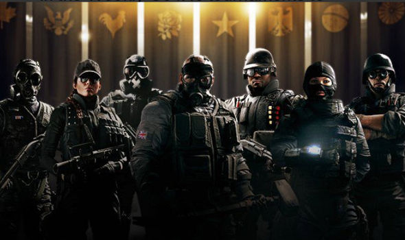 rainbow six siege all ranks