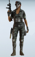 Caveira Obscure Uniform