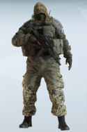 Kapkan Digital Flora Uniform