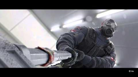 Rainbow Six Siege Operator Video - Sledge