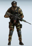 Jackal Savanna Uniform