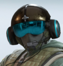 Jager Gabber Headgear