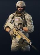 R6 Blackbeard MK17