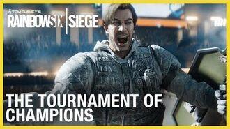 Rainbow Six Siege The Tournament of Champions - Six Invitational 2020 Ubisoft NA