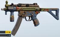 Tally MP5K Skin