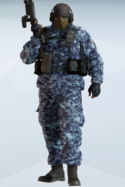 Glaz Gorodskoy Uniform