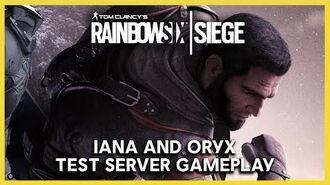 Rainbow Six Siege Operation Void Edge Test Server Gameplay Livestream Ubisoft NA