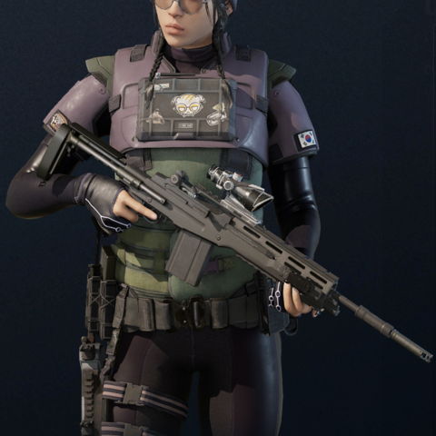 Dokkaebi armed with <a href=