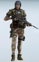 Dokkaebi Saharan Dune Uniform
