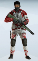 Echo Infernal Uniform