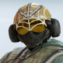 Jager Spun Gold Headgear