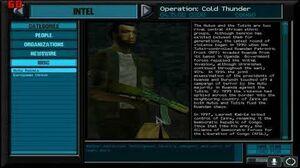 Tom Clancy's Rainbow Six (1998) - Cold Thunder 4K 60FPS