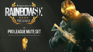 Mute Set - Pro League