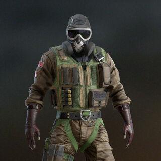 SAS Chemical Warfare