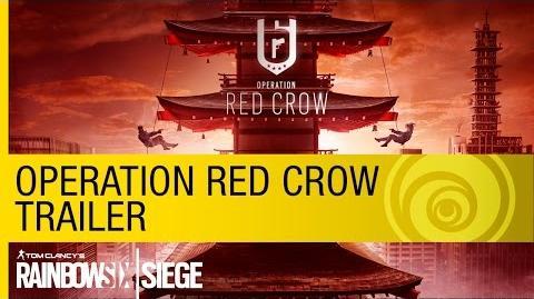 Tom Clancy's Rainbow Six Siege - Operation Red Crow Trailer -US-