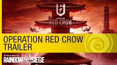 Tom Clancy's Rainbow Six Siege - Operation Red Crow Trailer -US-