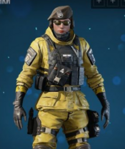 Zofia Decon Uniform