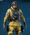 Zofia Decon Uniform