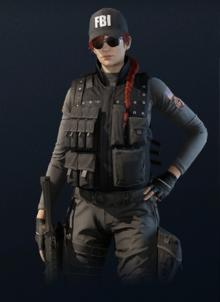 Ash - G36C (Chimera)