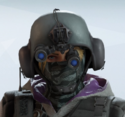 IQ Shadow Brine Headgear