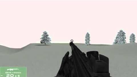 Tom Clancy's Rainbow Six Raven Shield G3A3