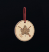 Maple Pride Charm