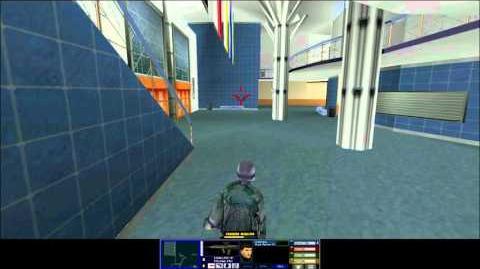 Tom Clancy's Rainbow Six- Rogue Spear L85A1