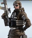 Zofia Wz. 89 Uniform