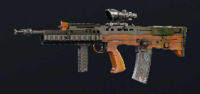 Destroyer L85A2 Skin