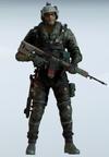 Jackal Furtive Conversion Uniform