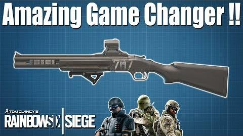 BOSG.12.2 A real game changer! - Rainbow Six Siege