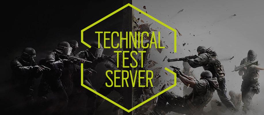 Test Server | Rainbow Six Wiki | FANDOM powered by Wikia