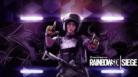Tom Clancy's Rainbow Six Осада – Velvet Shell оперативник Mira