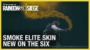 Rainbow Six Siege Smoke Elite Set - New on the Six Ubisoft NA