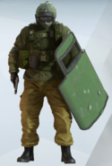 Stern March Fuze Uniform