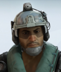 Jackal Urban Smog Headgear