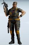 Gridlock Mission Blacksmith Uniform