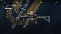 MP5K Amazona