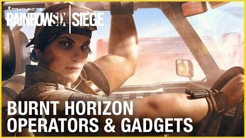 Rainbow Six Siege Burnt Horizon Operators Gameplay and Gadget Starter Tips Ubisoft NA