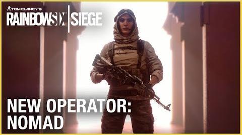 Rainbow Six Siege Operation Wind Bastion - Nomad Trailer Ubisoft NA