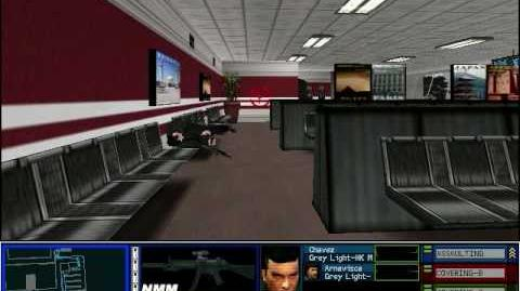 Tom Clancy's Rainbow Six Rogue Spear - Black Thorn Mission 07 - Operation - Blunt Scroll