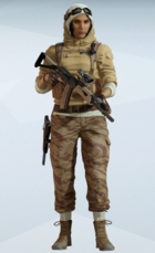 Nomad Default Uniform