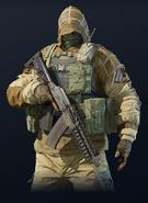 R6 Kapkan SASG-12