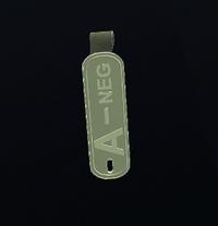 A- Neg Charm