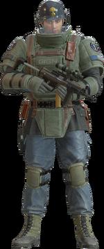 Rook - Gendarmerie