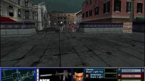 Tom Clancy's Rainbow Six Rogue Spear - Urban Operations Mission 03 - Operation - Aztec Palace