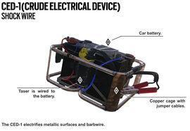Bandit Shock Wire